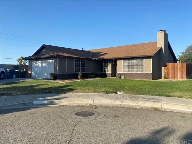 45404 Bison Circle, Lancaster, CA 93535 (#SR21167364) :: Mint Real Estate