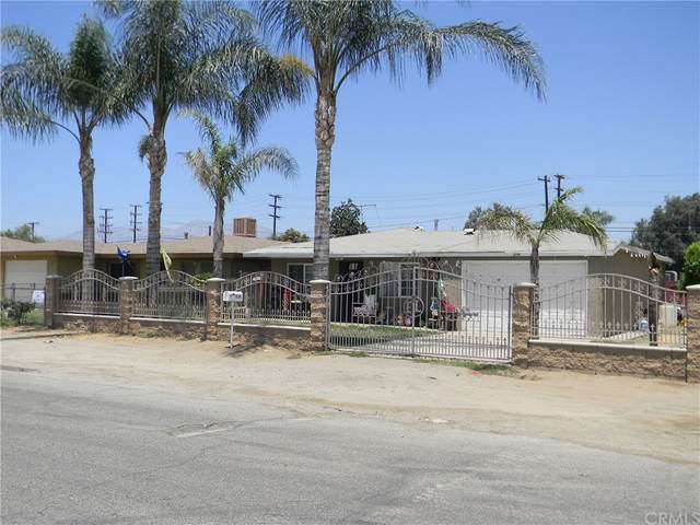 18786 14th Street, Bloomington, CA 92316 (#IV21147408) :: Jett Real Estate Group
