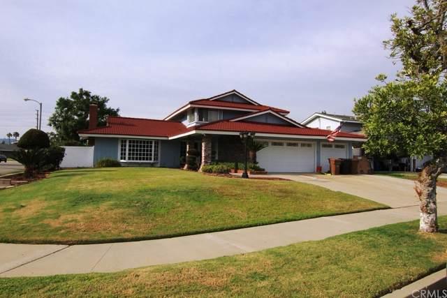 401 Cienaga Drive, Fullerton, CA 92835 (#PW21167359) :: Latrice Deluna Homes