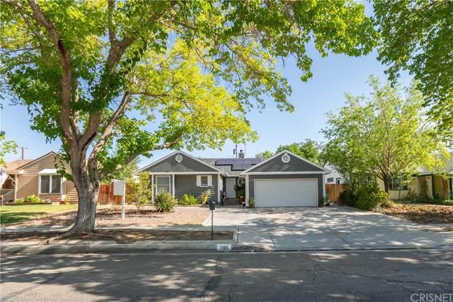 1165 E Avenue J5, Lancaster, CA 93535 (#SR21167369) :: Mint Real Estate
