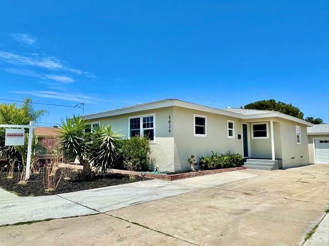 5826 Roanoke Street, San Diego, CA 92139 (#NDP2108882) :: Latrice Deluna Homes