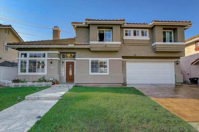 745 Marbella, Chula Vista, CA 91910 (#210021585) :: Robyn Icenhower & Associates