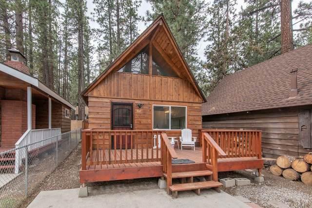 818 W Rainbow Boulevard, Big Bear, CA 92314 (#EV21166511) :: A|G Amaya Group Real Estate