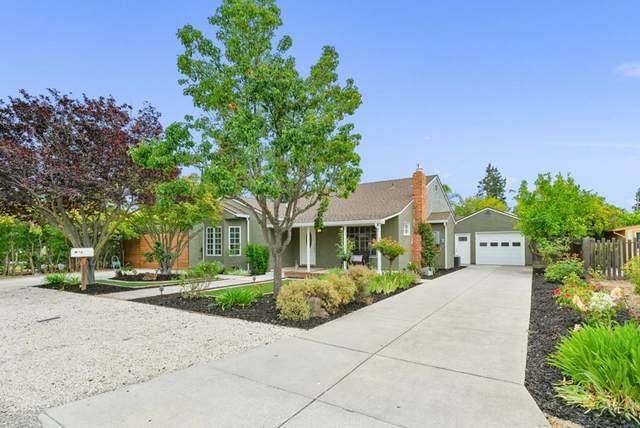 1304 Theresa Avenue, Campbell, CA 95008 (#ML81855699) :: Plan A Real Estate