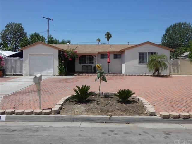 6049 N Oakbank Drive, Azusa, CA 91702 (#SR21167385) :: Mint Real Estate