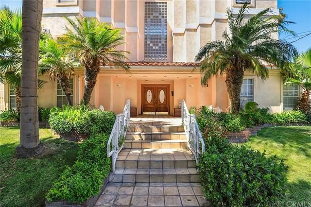 321 W Queen Street #4, Inglewood, CA 90301 (#SB21166953) :: Doherty Real Estate Group