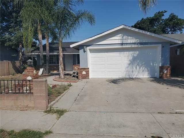 13445 Barlin Avenue, Downey, CA 90242 (#CV21167438) :: Legacy 15 Real Estate Brokers