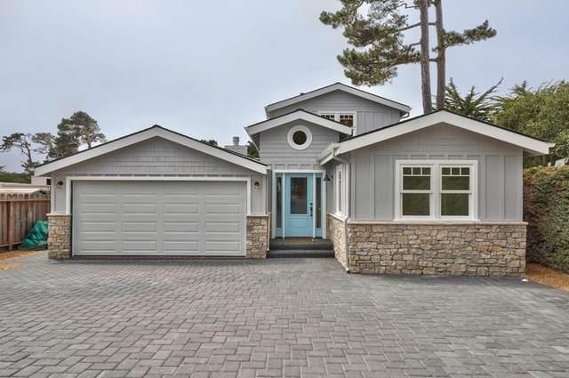 270 Crocker Avenue, Pacific Grove, CA 93950 (#ML81851224) :: Plan A Real Estate