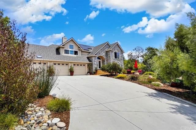 1240 Echo Canyon Court, Arroyo Grande, CA 93420 (#EV21164796) :: RE/MAX Empire Properties
