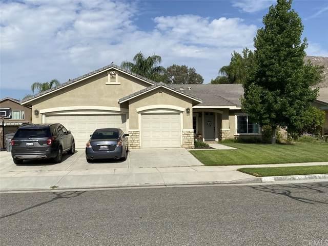 1451 Alabaster Avenue, Hemet, CA 92545 (#SW21167454) :: eXp Realty of California Inc.