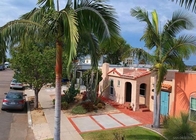 3145 Gregory St, San Diego, CA 92104 (#210021597) :: Latrice Deluna Homes