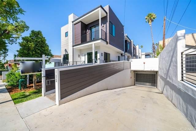 165 N Sierra Bonita Avenue #1, Pasadena, CA 91106 (#OC21166917) :: Legacy 15 Real Estate Brokers