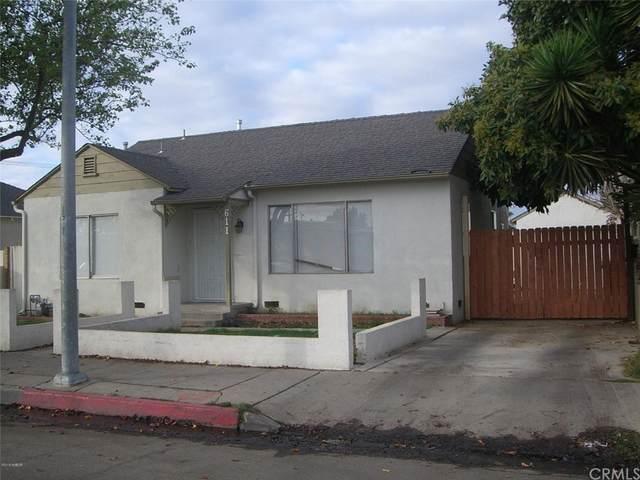611 W Morrison Avenue, Santa Maria, CA 93458 (#PI21167464) :: Go Gabby