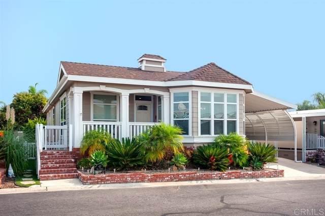 650 S Rancho Santa Fe Rd. #57, San Marcos, CA 92078 (#NDP2108892) :: RE/MAX Empire Properties