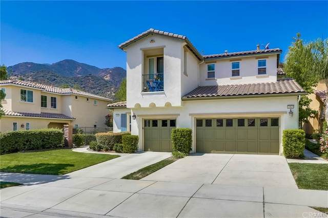 23809 La Posta Court, Corona, CA 92883 (#CV21167473) :: McKee Real Estate Group Powered By Realty Masters & Associates