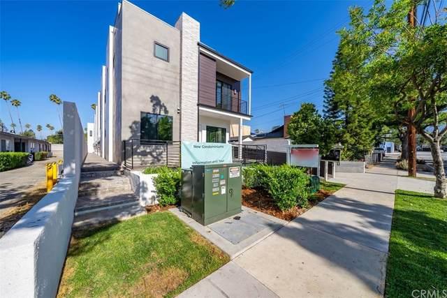165 N Sierra Bonita Avenue #3, Pasadena, CA 91106 (#OC21167504) :: Legacy 15 Real Estate Brokers