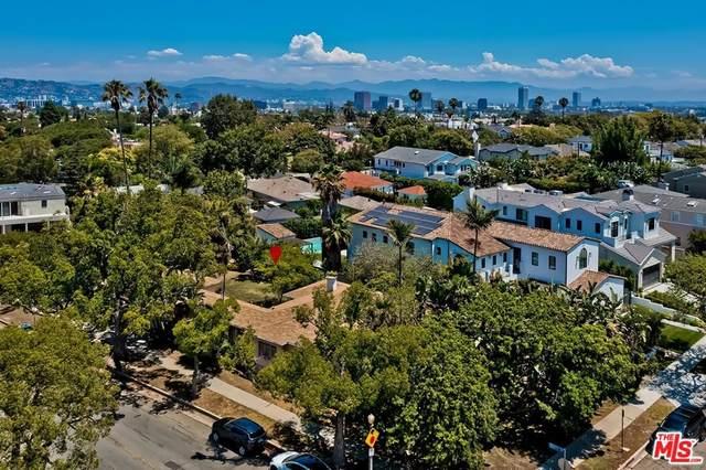 9149 Cresta Drive, Los Angeles (City), CA 90035 (#21767110) :: Zutila, Inc.