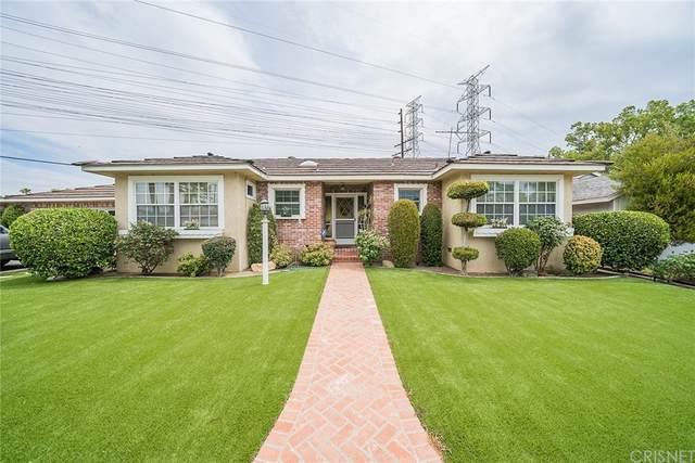 10412 Cedros Avenue, Mission Hills (San Fernando), CA 91345 (#SR21165463) :: Powerhouse Real Estate