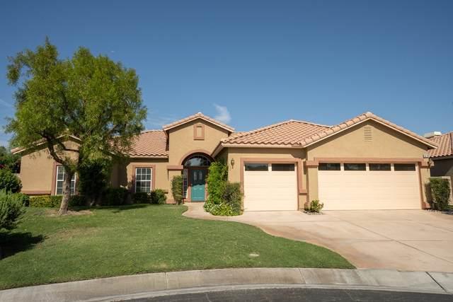 45149 Eagle Crest Court, Indio, CA 92201 (#219065544DA) :: Robyn Icenhower & Associates