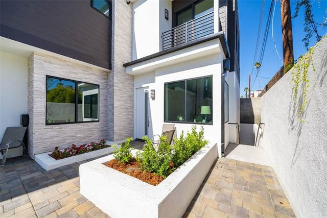 165 N Sierra Bonita Avenue #6, Pasadena, CA 91106 (#IV21167542) :: Legacy 15 Real Estate Brokers