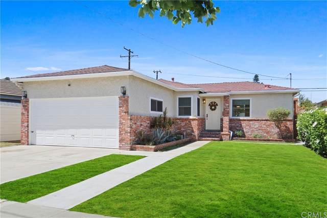 3921 W 170th Street, Torrance, CA 90504 (#PV21165148) :: Cochren Realty Team | KW the Lakes