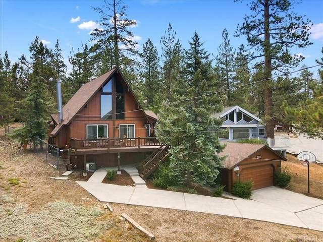 265 Eagle Drive, Big Bear, CA 92315 (#EV21167539) :: Legacy 15 Real Estate Brokers