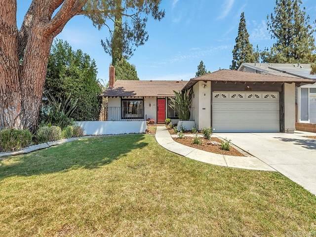 18709 Vintage Street, Northridge, CA 91324 (#SR21167069) :: Cochren Realty Team | KW the Lakes