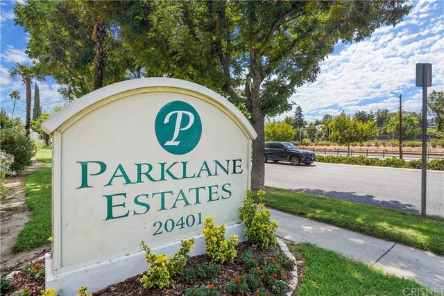 20401 Soledad Canyon Rd #333, Canyon Country, CA 91351 (#SR21155997) :: Realty ONE Group Empire
