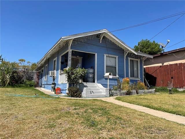 3743 Lanfranco Street, East Los Angeles, CA 90063 (#DW21166961) :: Zutila, Inc.