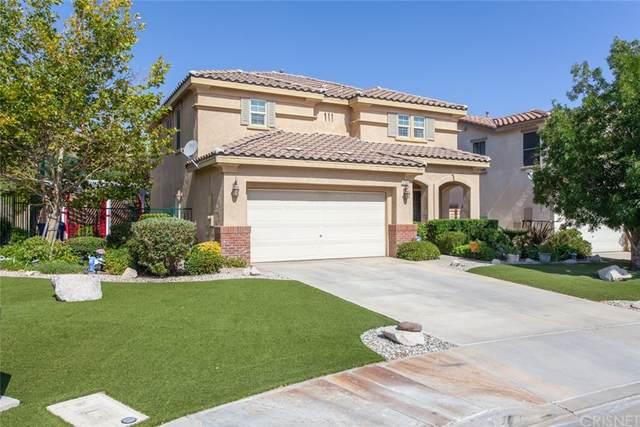 37221 Jargonelle Court, Palmdale, CA 93551 (#SR21163485) :: Zutila, Inc.