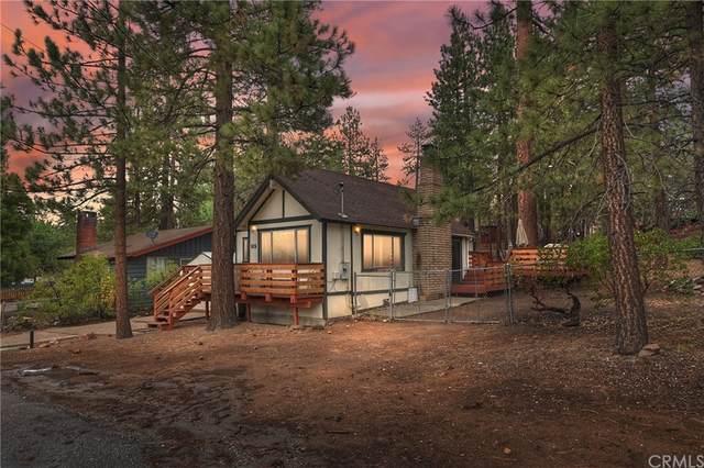 615 Marin Road, Big Bear, CA 92315 (#PW21167579) :: Legacy 15 Real Estate Brokers