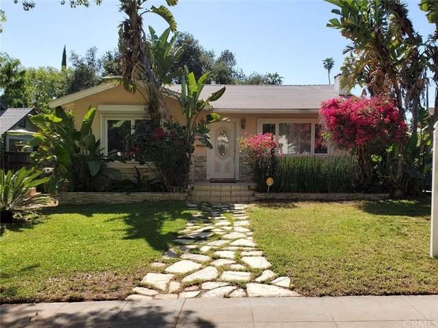1099 Wesley Avenue, Pasadena, CA 91104 (#IV21167325) :: Legacy 15 Real Estate Brokers