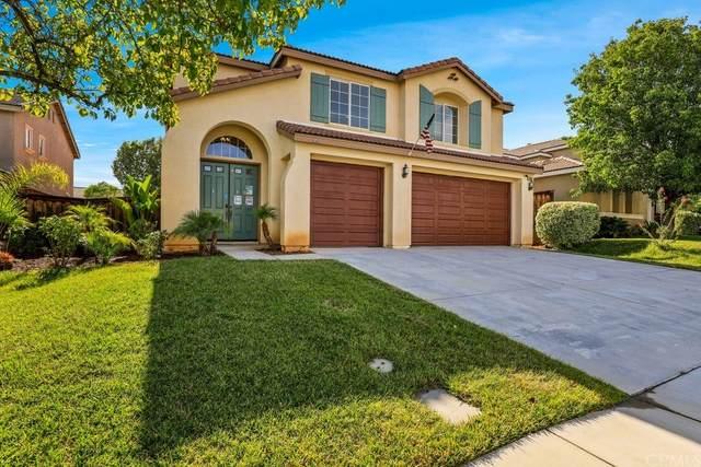 35937 Arnett Road, Wildomar, CA 92595 (#SW21167575) :: Plan A Real Estate