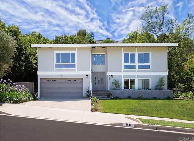 4638 Browndeer Lane, Rancho Palos Verdes, CA 90275 (#SB21167551) :: Doherty Real Estate Group