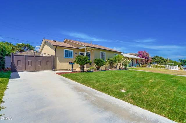 9081 E Greenwood Avenue, San Gabriel, CA 91775 (#P1-5959) :: Zen Ziejewski and Team