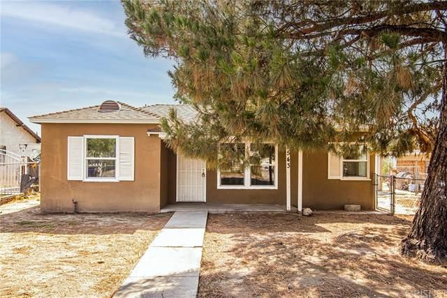 8543 Spohn Drive, Fontana, CA 92335 (#SR21165028) :: Doherty Real Estate Group