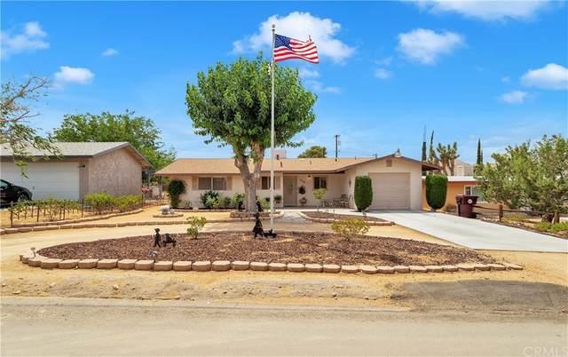 7762 Mariposa, Yucca Valley, CA 92284 (#JT21164522) :: Zen Ziejewski and Team