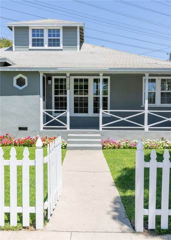 1144 N Evergreen Street, Burbank, CA 91505 (#SR21167606) :: The Parsons Team