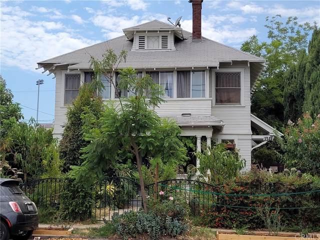 1511 S New Hampshire Avenue, Los Angeles (City), CA 90006 (#PW21167197) :: The Parsons Team