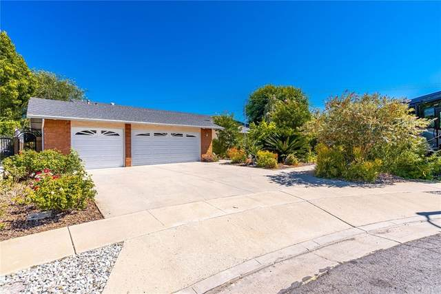 3800 Madonna Drive, Fullerton, CA 92835 (#PW21167161) :: Latrice Deluna Homes