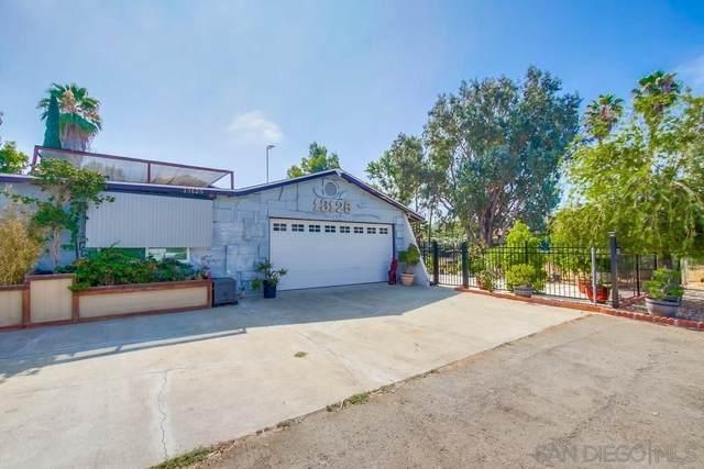 13125 Vista View Dr, Poway, CA 92064 (#210021607) :: Zutila, Inc.