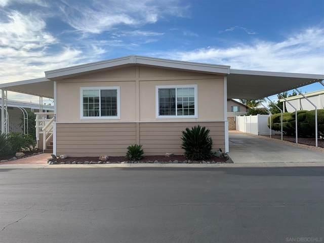1401 El Norte Pkwy Spc 280, San Marcos, CA 92069 (#210021615) :: Cochren Realty Team | KW the Lakes