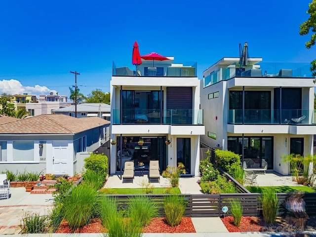 3913 Kendall St, San Diego, CA 92109 (#210021618) :: Latrice Deluna Homes