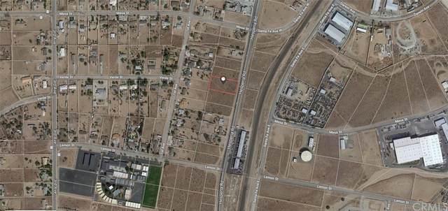 223 Lot Hesperia Road, Hesperia, CA 92345 (#CV21167655) :: Robyn Icenhower & Associates