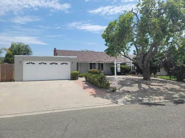 1248 Via La Ranchita, San Marcos, CA 92069 (#210021630) :: Realty ONE Group Empire