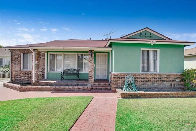 11430 Quinn Street, Santa Fe Springs, CA 90670 (#DW21167658) :: The Parsons Team