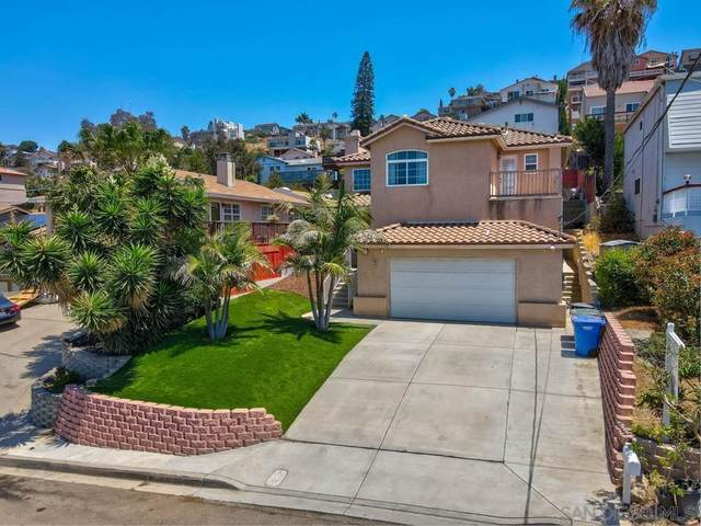 1101 Portola Ave., Spring Valley, CA 91977 (#210021632) :: Realty ONE Group Empire