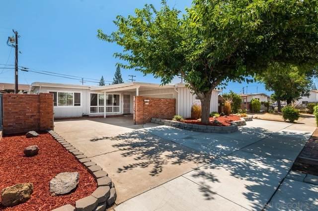 1097 Wayside Ave, El Cajon, CA 92021 (#210021634) :: Cochren Realty Team   KW the Lakes