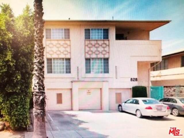 828 Lincoln Boulevard #1, Santa Monica, CA 90403 (#21767042) :: Powerhouse Real Estate