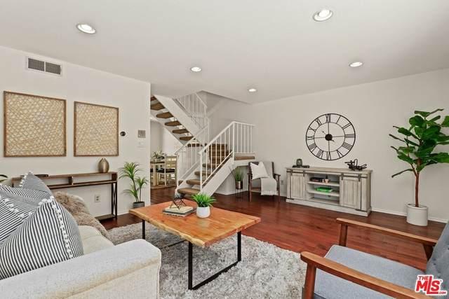 746 N Eucalyptus Avenue #6, Inglewood, CA 90302 (#21766170) :: Doherty Real Estate Group